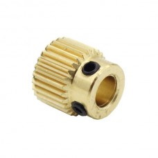 Extruder Gear 26 Tooth Bore 5mm for 3D