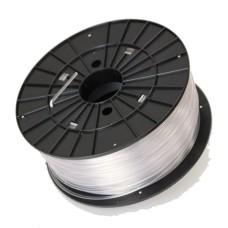 ABS Filament 3.00mm 1kg Clear Transparent