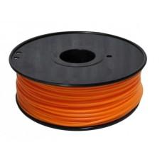 ABS Filament 3.00mm 1kg Orange Roll