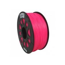 ABS Filament 3.00mm 1kg Red Fluorescent
