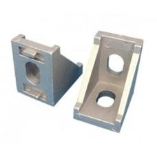 Aluminium Die Cast Bracket 2020 CNC 3D