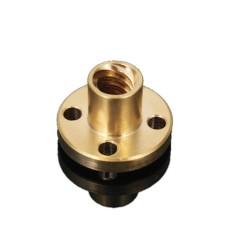 8mm T Type Lead Screw Nut Brass Nut For CNC [1L12]