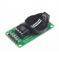 REAL TIME CLOCK / RTC DEVELOPMENT MODULE MD0096 / 180833 [D07]
