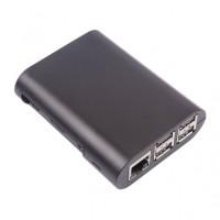 Raspberry Pi 3 Case Budget Black (no fan)