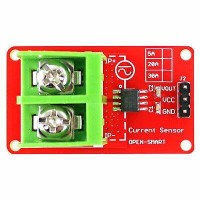 Current Sensor 0A - 20A Unidirectional Hall Effect [1L..]