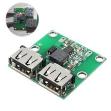 DCDC Step Down 6-24V to 5.2V 3A Dual USB Raspberry Pi [pb14,4Lxx]