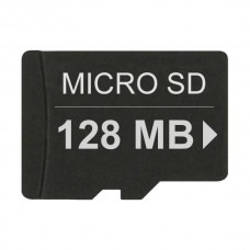 Micro SD Card 128Mb Capacity for Arduino (NO Adapter) [pb66]