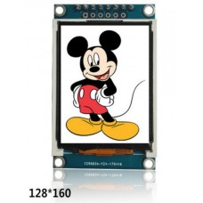 TFT Display Colour 1.77 128x160 SPI ST7735