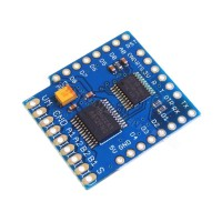 ESP8266 WeMos D1 Mini Motor Control Shield []