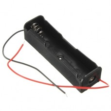 Battery Holder for 18650 1S 3.7V Li-Ion 3.7V (Single Battery) [4Lxx]