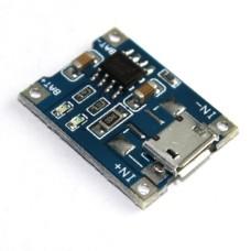 DCDC TP4056 Lithium Li-ion Charger Module Micro USB