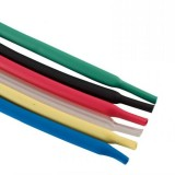 Heat Shrink Plastic Shrouding 3mm (flat 5mm) - Select Colour