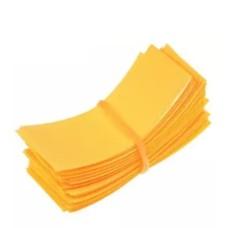 Battery 18650 Sleeve Heat Shrink Tubing Yellow 72x30mm