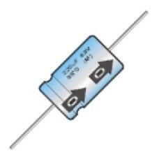 CAP ELEC AXL 470uF 16V ST