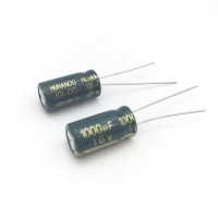 Electrolytic 100uF 16V Capacitor HF [4Lxx]
