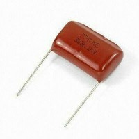 Polyester Capacitor 1.0uF 105 400V for Cap PSU 75mA [B07]
