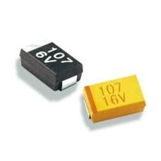 Capacitor Tantalum 100uF 16V 107 3528 SMD [E02]