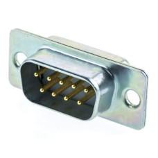 Connector D-Sub DB9 Male Plug Solder 9way DB-9P [pb164]