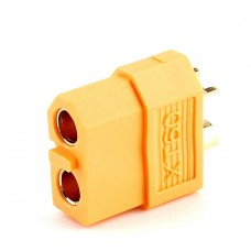 Connector XT60 Female Only for Radio Control [1L180]
