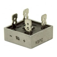 Diode Bridge Rectifier 800V 35A Square ALU KBPC3508 / 200679