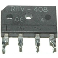 Diode Bridge Rectifier 800V 4A RBV-408 [F17]