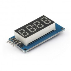 LED Clock Display 4x 7 Segment TM1637 [F04]