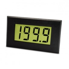 Voltmeter 200mV DC Digital Panel [1L112]