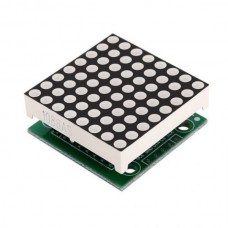 LED Dot Matrix 8x8 Display Module Red MAX7219CNG [..]