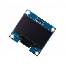 Medium OLED White LCD Display 128x64 1.3 I2C 4 pin