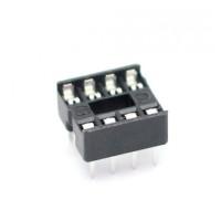 Holder IC Socket Plastic DIP8 [xx]
