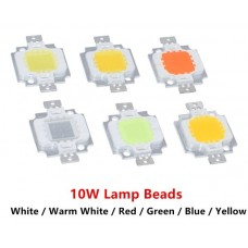 LED Chip 10W Blue 12V 460-470nm 150LM [1L08]