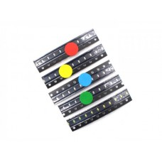 LED SMD Ultra Bright Green 0603 [K03]
