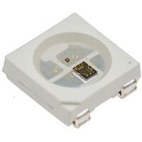 NeoPixel WS2812B 4pin RGB LED 5V White (ea) [C15][roll]