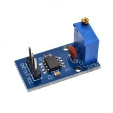 NE555 Timer Module - Adjustable Freq 7Hz - 15Khz [1L64]