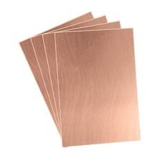 PCB Copper Clad Board Blank Double Side 13x15