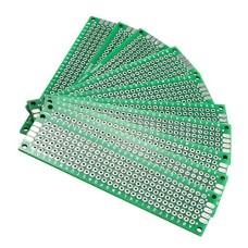Prototype PCB 2cm x 8cm Double Sided (each) [1L13]