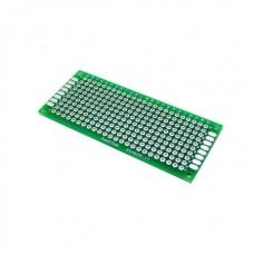 Prototype PCB 3cm x 7cm Double Sided (each) [1L22]