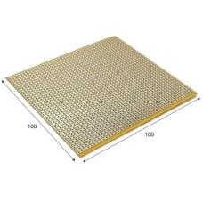Vero Strip PCB Board 100mm 100mm