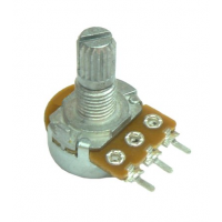 Rotary Potentiometer Linear Adjustable 10kΩ 10 000Ω [C19]