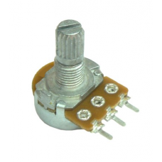 Rotary Potentiometer Linear Adjustable 2kΩ 2000Ω [1L32]