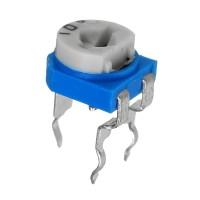 Resistor Potentio Single Turn PCB Trimmer - Select Value [CBrow]