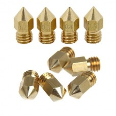 Hotend Print Nozzle Extruder 0.3mm for 1.75mm Filament [1L57]