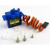 SG90 Universal 9g Servo Motors w Accessories Blue Yellow [A22]