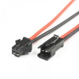 Connector JST 2 Pin Wire Set Male Female [1L110]
