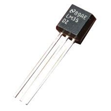 LM35 Temperarure Sensor [A02]