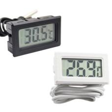 Digital LCD Thermometer w Remote Sensor [pb49]