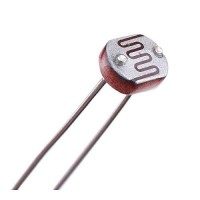 LDR Light Dependant Resistor 5528 5mm [pb1]