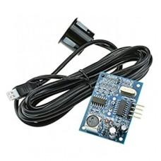 Waterproof Ultrasonic Distance Measuring Transducer Sensor Module
