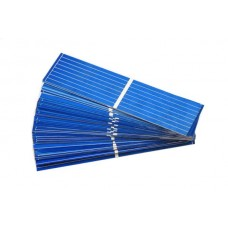Solar Cell Wafer Poly-Crystalline 0.5V 750mA 375mW (ea)