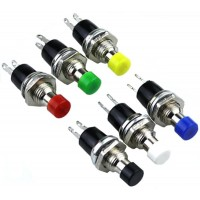 Switch Push Button Momentary 5mm Round [1L56]